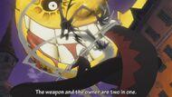 Maka vs Jack the Ripper