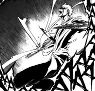 Ichigo's Fullbring complete