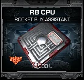 RB CPU