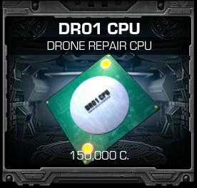 DR01 CPU