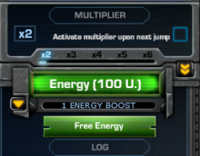 Multiplier screen