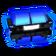 Blue pb