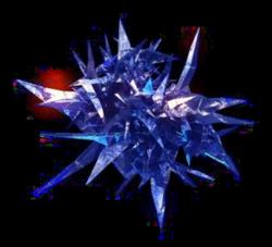 Super Ice Meteoroid