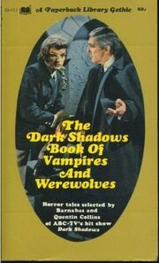 Dark Shadows Book of Vampires and Werewolves