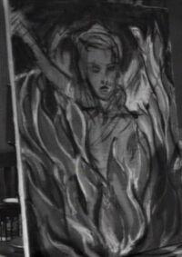 Painting-of-phoenix