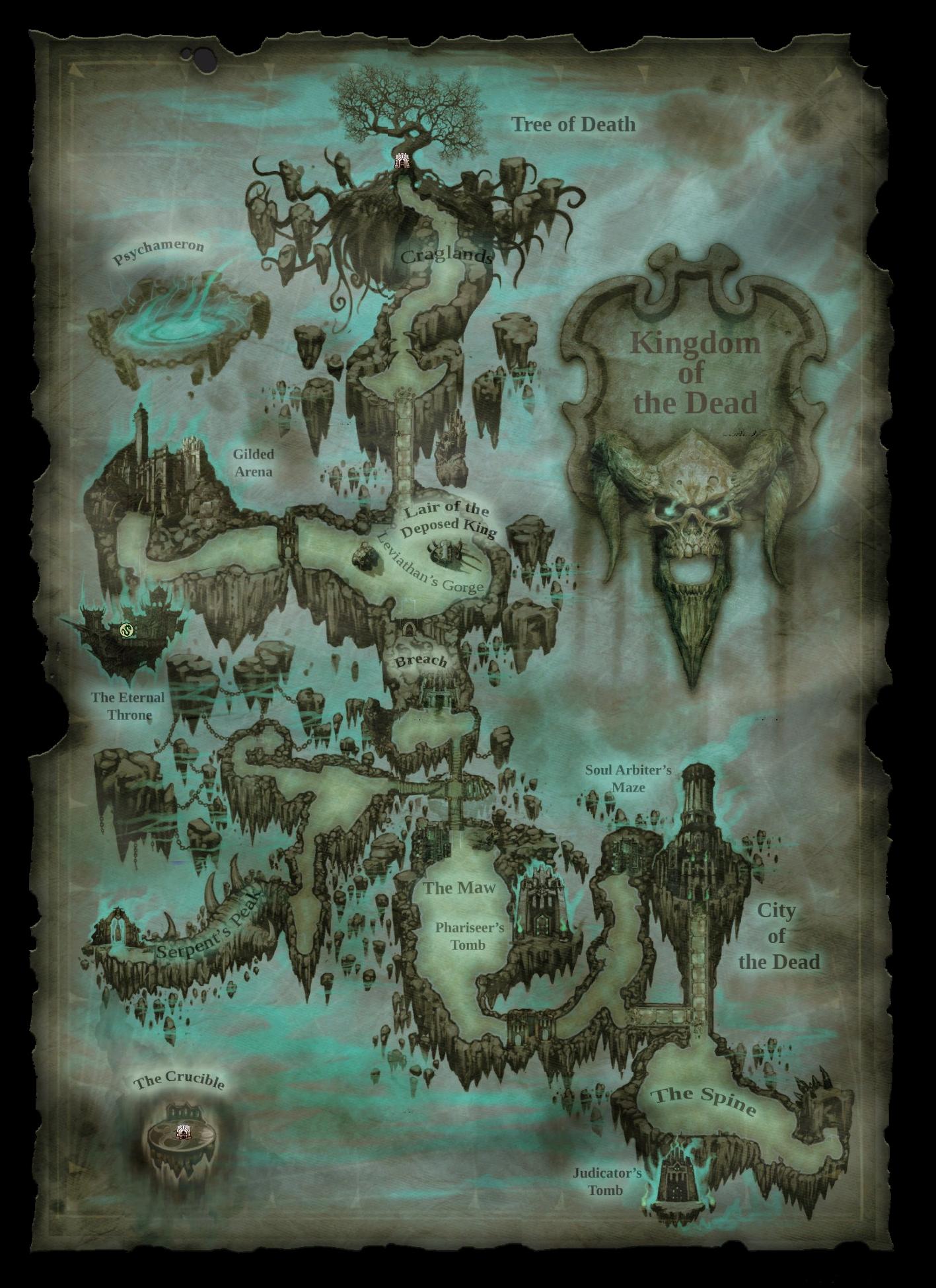 Kingdom of the Dead  Darksiders Wiki  FANDOM powered by Wikia