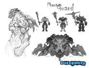 Phantom Guard Concept Art