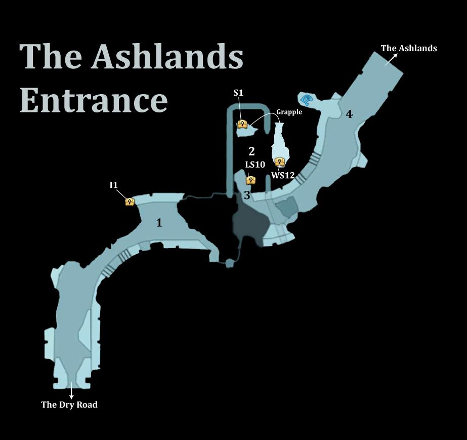 Image - The-Ashlands-Entrance.png | Darksiders Wiki ...