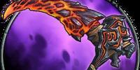 Bheithir's Talons