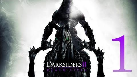 Darksiders II Walkthrough - Part 1 - オープニング - Opening