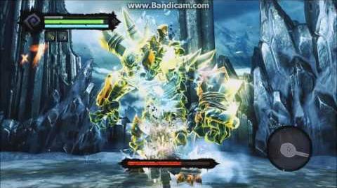 Darksiders 2 Icebound Gigant Apocalyptic
