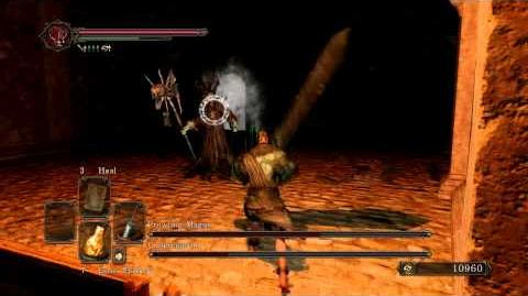 Dark Souls 2 - Prowling Magus and Congregation (Melee) 2H