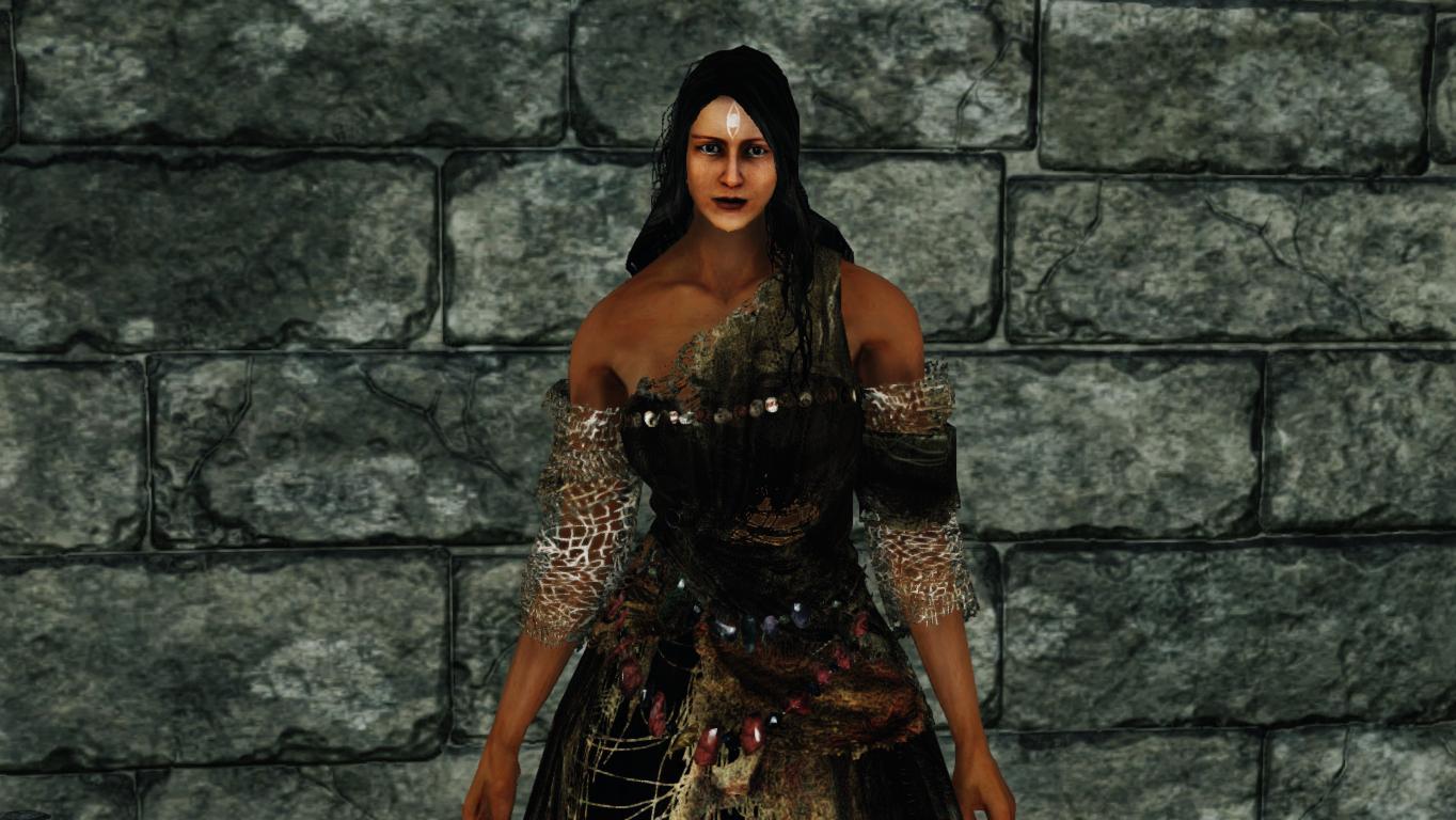 Dark Souls 2 Rosabeth Sexy