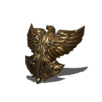 Golden Falcon Shield (DSIII)