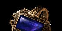Magic Stoneplate Ring