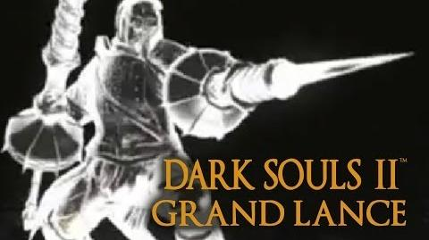 Dark Souls 2 Grand Lance Tutorial (dual wielding w power stance)