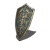 Golden Wing Crest Shield