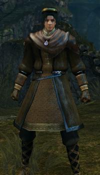 Sorcerer set male
