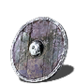 Warriors round shield