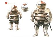 Catarina Armor Concept Art