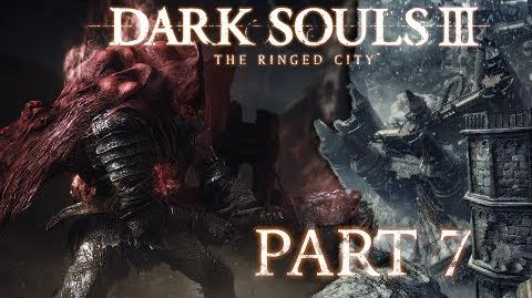 Dark Souls 3 The Ringed City NG BLIND - Part 7 - Filianore & The Red Hood-1502293376