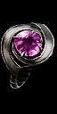 Ring Dark Quartz Ring