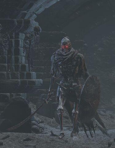 File:Skeleton swordsman sword and shield.jpg