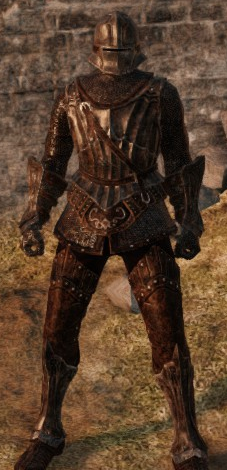 Dark Souls  Cleric Build