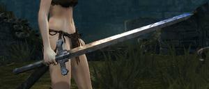Sunlight Straight Sword IG