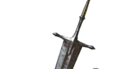 Lothric Knight Greatsword