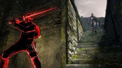 Dark Souls Red Phantom Invasion