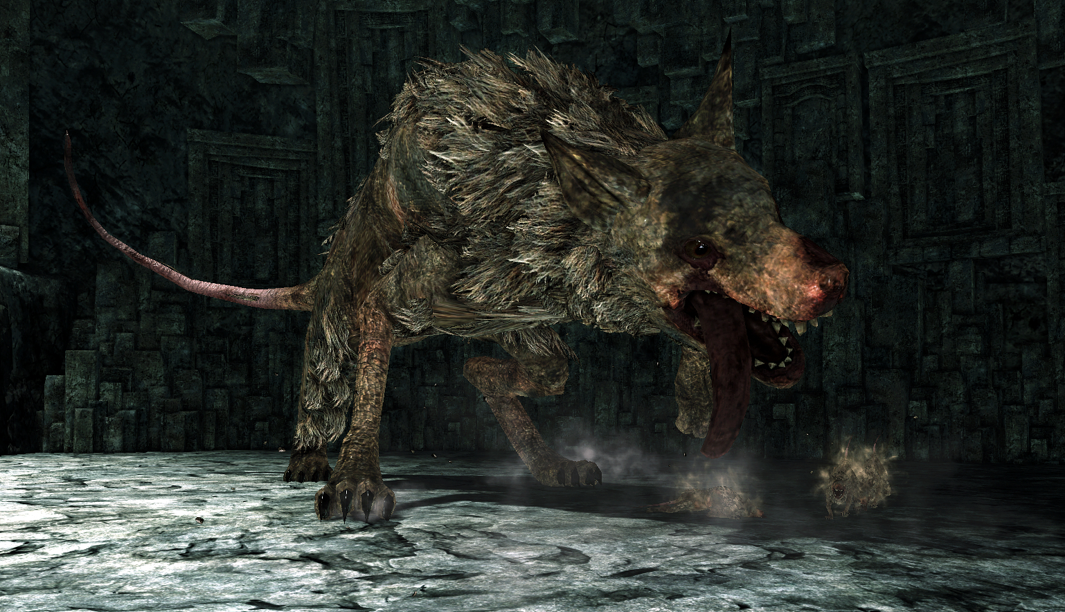 Dark Souls 2 Wiki: Royal Rat Authority