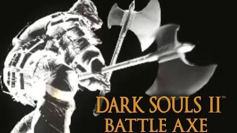 Dark Souls 2 Battle Axe Tutorial (dual wielding w power stance)