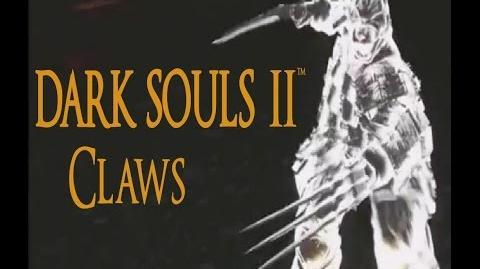 Dark Souls 2 Claws Tutorial (dual wielding w power stance)-1