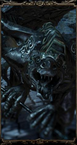 Belfry Gargoyle Boss (Dark Souls II)