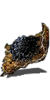 Charcoal Pine Resin II