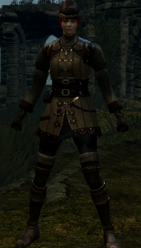 Hunter set female