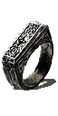 Ivory Warrior Ring