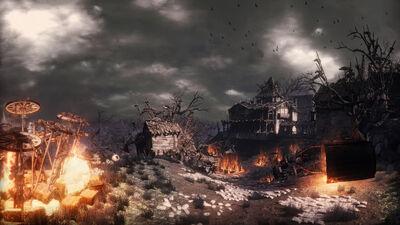 Undead Settlement - 09