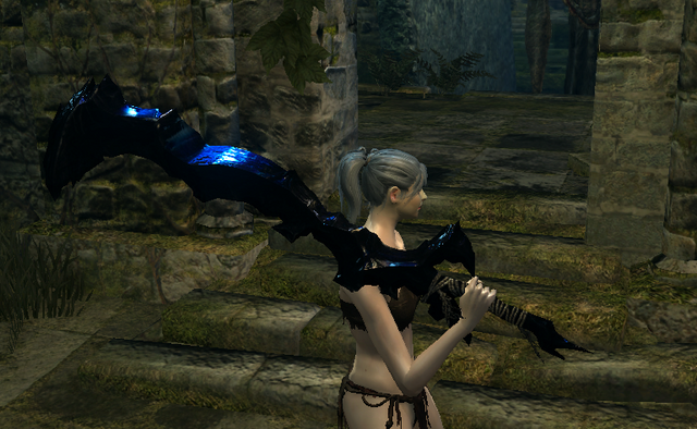 File:Obsidian Greatsword In game.png
