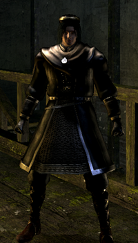 Black sorcerer male