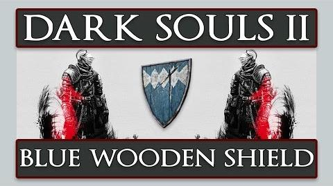 Dark Souls 2 How to get the Blue Wooden Shield