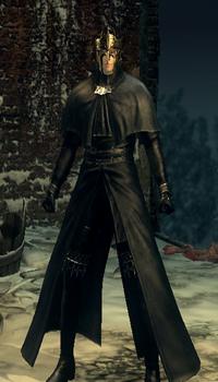 Black set male