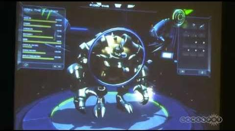 Darkspore Creature editor video