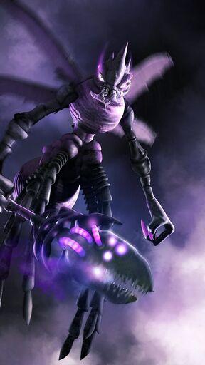 Jinx, The Dark Reaper