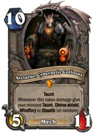 Cyber.Arcturus HS