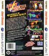 Night Warriors Darkstalkers Revenge Back