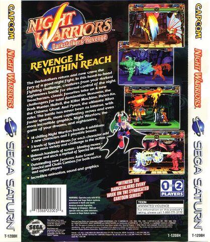 File:Night Warriors Darkstalkers Revenge Back.jpg