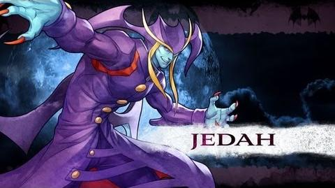 Darkstalkers Resurrection - Jedah Moves List