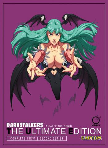 File:Udon Comics Darkstalkers Ultimate Edition.png
